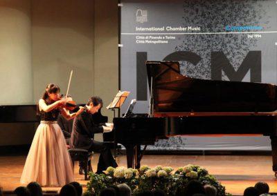 Finale ICM Competition presso il Conservatorio Giuseppe Verdi di Torino