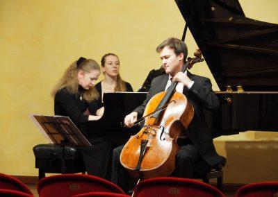 sala Conservatorio Giuseppe Verdi di Torino - Serata finale International Chamber Music Competition Città di Pinerolo e Torino Città Metropolitana 2016