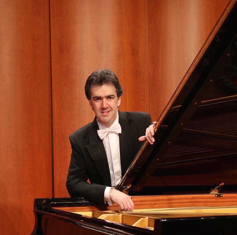 Alberto Miodini piano