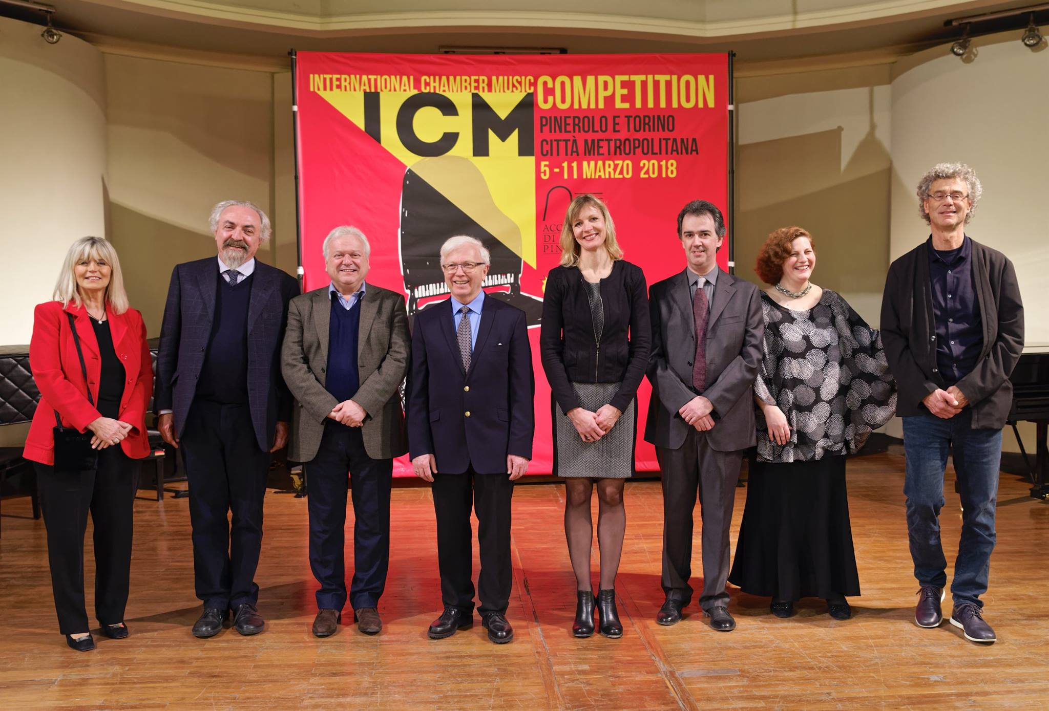 giuria international chamber music competition 2018