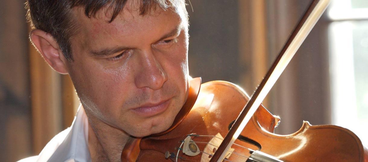 Lukas Hagen, violin