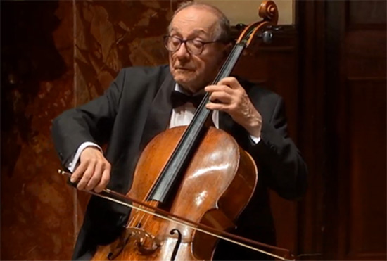 Miklos Perenyi cello