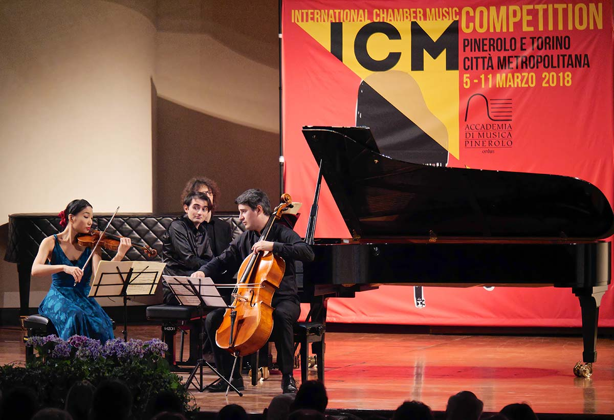 1premio Premio Pubblico Premio Speciale Trio Kanon ICM competition  ph Giorgio Vergnano