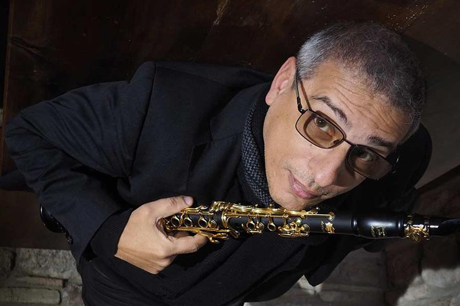 Gabriele Mirabassi, clarinet